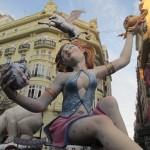 2013年の火祭り人形